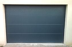 SOMACA Fabrication Et Pose De Menuiseries Surmesure En PVC Ou Alu - Porte de garage sectionnelle avec porte entree pvc